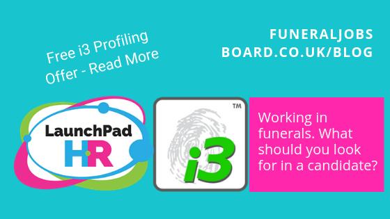 Working in funerals